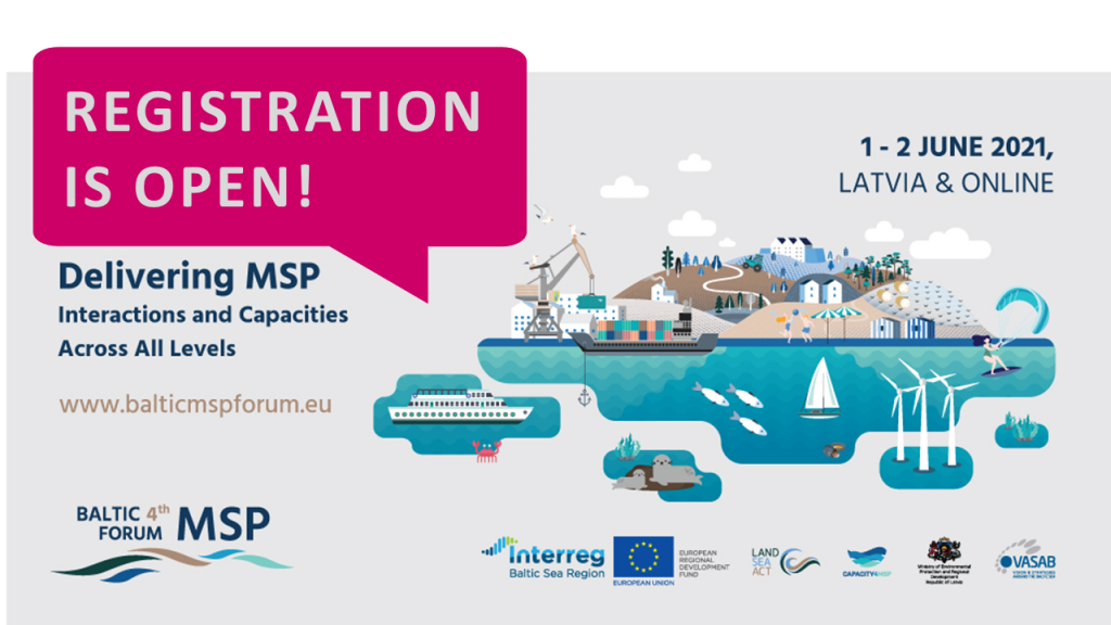 MSP forum registration open lable